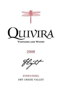 Quivira Zinfandel Flight